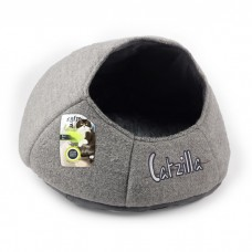 AFP Catzilla Nest Cat Bed Grey