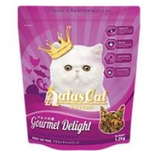 Aatas Cat Adult Gourmet Delight Chicken & Tuna 1.2kg