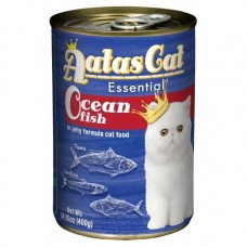 Aatas Cat Essential Ocean Fish 400g