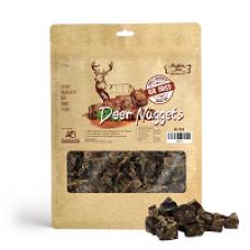 Absolute Bites Air Dried Deer Nuggets 330g