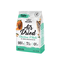 Absolute Holistic Air Dried Cat Food 500g Chicken & Salmon