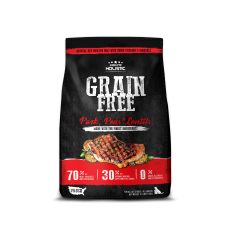 Absolute Holistic Grain Free Pork Peas & Lentils 1.5kg