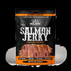 Absolute Holistic Bite Salmon Jerky Steak 100g