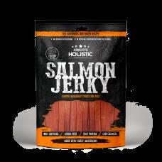 Absolute Holistic Bite Salmon Jerky Loin Strip 100g