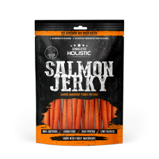 Absolute Holistic Bite Salmon Jerky Loin Stick 150g