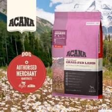 Acana Dog Singles Grass-Fed Lamb 11.4kg