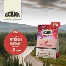 Acana Indoor Entree Dry Cat Food 4.5kg