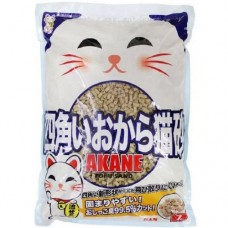 Akane Tofu Cat Litter (Square) 7L