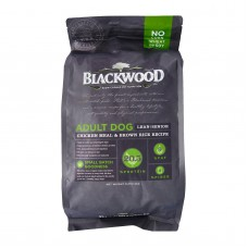 Blackwood Dog Adult Lean/Senior Chicken Meal & Brown Rice Recipe 30lb
