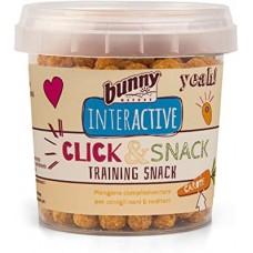 Bunny Nature Crispy Snack Carrots Treats For Small Pet 25g