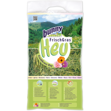 Bunny Nature Fresh Grass Hay w/ Blossoms 500g