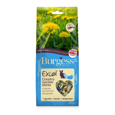 Burgess Excel Country Garden Herb 120g