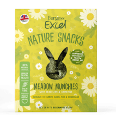 Burgess Excel Meadow Munchies Small Pets Treats (1kg)