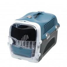 Catit Design Cabrio Cat Multi-Functional Carrier System Blue Grey