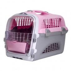 Catit Design Cabrio Cat Multi-Functional Carrier System Pink
