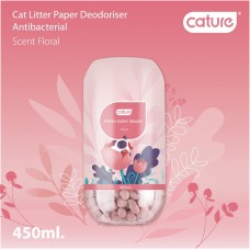Cature Fresh Scent Beads Floral 450ml