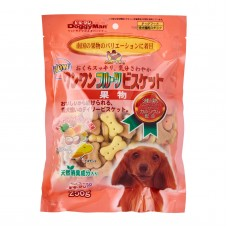 Doggyman Bowwow Biscuit Fruits 250g
