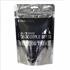 Freeze Dry Australia Freeze Dried Crocodile Bites Dogs Treats 70g