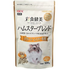 Gex Saishoku Kenbi Dwarf Hamster food 300g