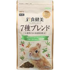 Gex Saishoku Kenbi 7 Blend Herb Rabbit 900g