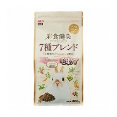 Gex Saishoku Kenbi 7 Blend Hairball Rabbit 800g