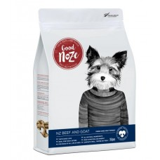 Good Noze New Zealand Beef and Goat Freeze Dried Dog Food 350g
