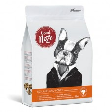 Good Noze New Zealand Lamb and Honey Freeze Dried Dog Food 350g