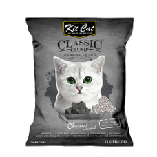 Kit Cat Classic Clump Charcoal 10L