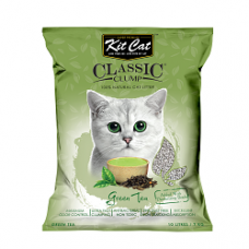 Kit Cat Classic Clump Green Tea 10L