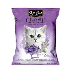 Kit Cat Classic Clump Lavendar 10L
