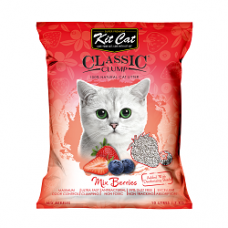 Kit Cat Classic Clump Mix Berries 10L
