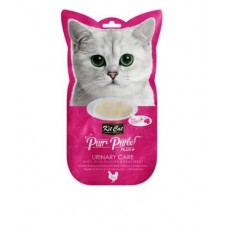 Kit Cat Purr Puree Plus Urinary Care Chicken & Cranberry 15g x 4's