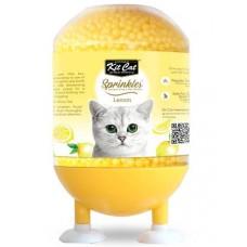 Kit Cat Deodorizing Litter Beads Lemon 240g
