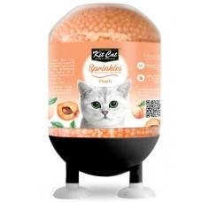 Kit Cat Deodorizing Litter Beads Peach 240g