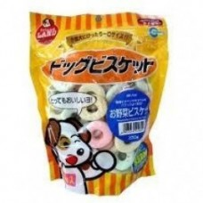 Marukan Vegetable Cookies For Dogs 250g (DF104)