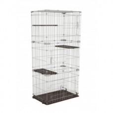 Marukan Cat Friend Room Slim 3-Tier
