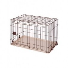 Marukan Dog Cage With Fence On Top