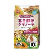 Marukan Daily Health Granola for Guinea Pigs 500g (ML72)