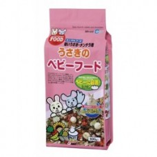 Marukan MR532 Rabbit/Chinchilla Baby Main Food (Fruit/Vege) 600G