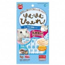 Marukan Yogurt Flavored Puree for Hamsters 5gx6