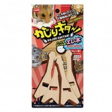 Marukan Wooden Electric Guitar for Small Animals