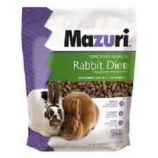 Mazuri Timothy Base Rabbit Diet 5lb