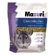 Mazuri Chinchilla Diet 2.5lb