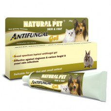 Natural Pet Anti fungal Gel 20g