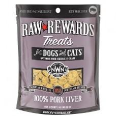 Northwest Natural Freeze Dried Pork Liver 3oz