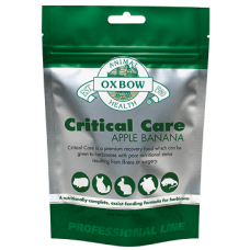Oxbow Critical Care Apple-Banana Flavor 454g