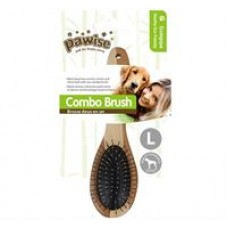 Pawise Grooming Combo Brush Small