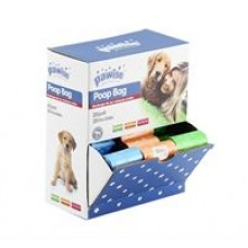 Pawise Poop Bag Box Dispenser (63 Rolls)
