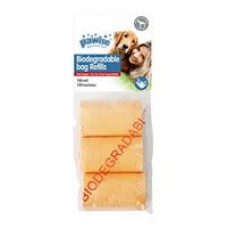 Pawise Biodegradable Poop Bag Refills  (10 Sheets x 3 Rolls)