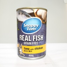Snappy Tom Tuna With Chicken 400g (24can)